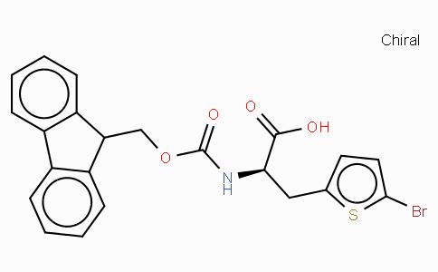Fmoc-D-2-(5-bromothienyl)alanine