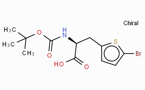 Boc-L-2-(5-bromothienyl)alanine