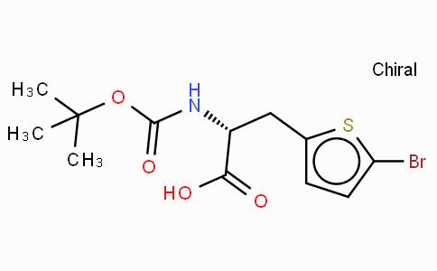 Boc-D-2-(5-bromothienyl)alanine