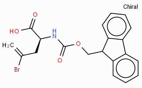 Fmoc-L-2-Amino-4-bromo-4-pentenoic acid