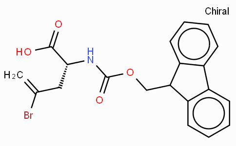 Fmoc-D-2-Amino-4-bromo-4-pentenoic acid