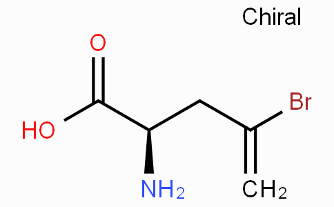 D-2-Amino-4-bromo-4-pentenoic acid