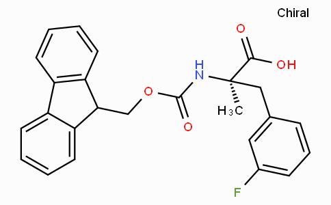 Fmoc-alpha-methyl-D-3-Fluorophenylalanine