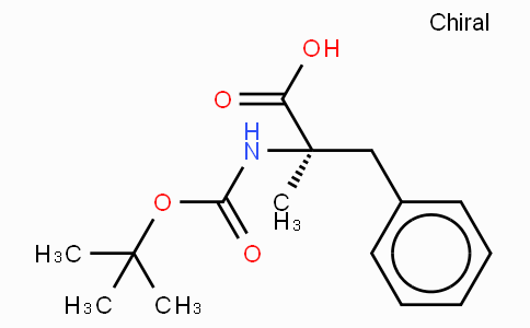 Boc-alpha-methyl-D-Phe