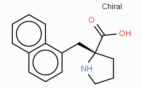 (R)-alpha-(1-naphthalenylmethyl)-proline-HCl