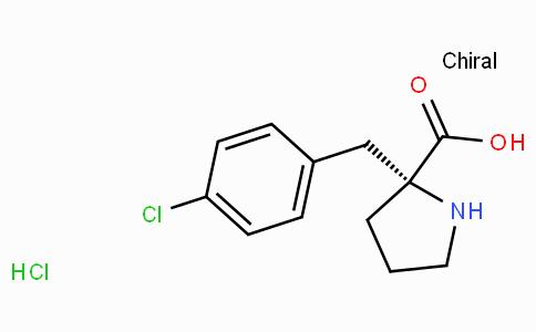 (R)-alpha-(4-chloro-benzyl)-proline-HCl