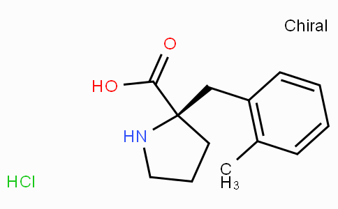 (R)-alpha-(2-methyl-benzyl)-proline-HCl