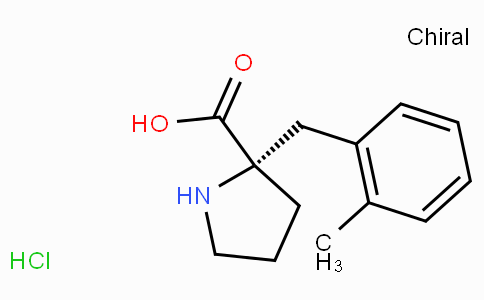 (S)-alpha-(2-methyl-benzyl)-proline-HCl