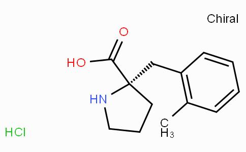 (S)-alpha-(2-methyl-benzyl)-proline-HCl