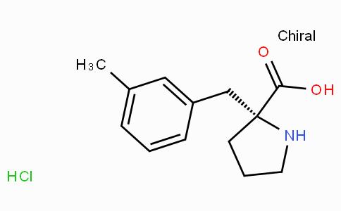 (R)-alpha-(3-methyl-benzyl)-proline-HCl