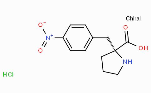 (R)-alpha-(4-nitro-benzyl)-proline-HCl