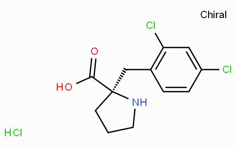 (R)-alpha-(2,4-dichloro-benzyl)-proline-HCl