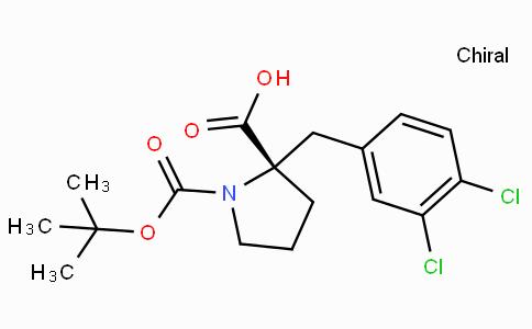 Boc-(S)-alpha-(3,4-dichloro-benzyl)-proline