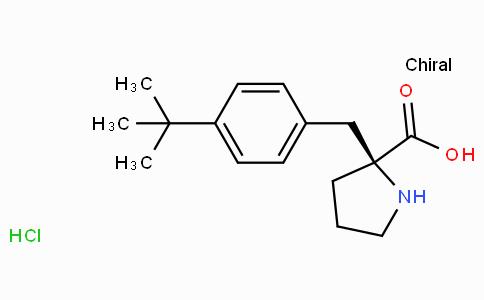 (S)-alpha-(4-tert-Butyl-benzyl)-proline-HCl