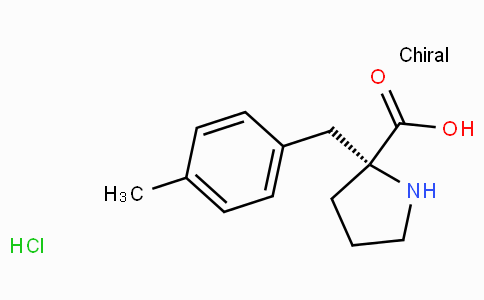 (R)-alpha-(4-methyl-benzyl)-proline-HCl