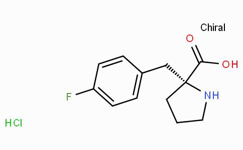 (R)-alpha-(4-fluoro-benzyl)-proline-HCl