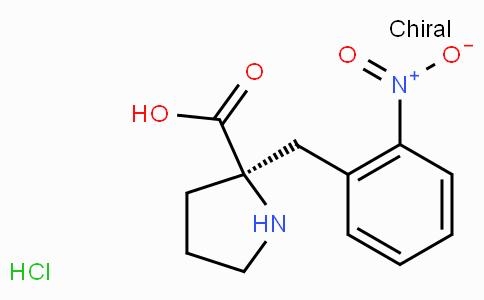 (R)-alpha-(2-nitro-benzyl)-proline-HCl