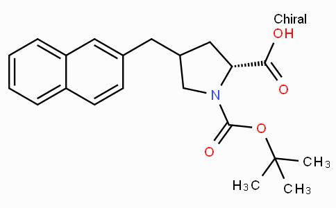 Boc-(R)-gamma-(2-naphthalenylmethyl)-L-proline