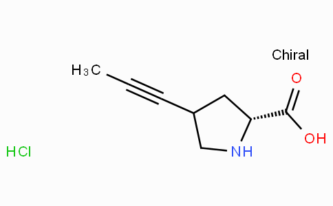 (R)-gamma-propynyl-L-proline-HCl