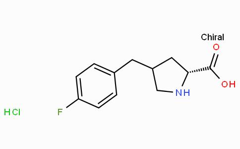 (R)-gamma-(4-fluoro-benzyl)-L-proline-HCl