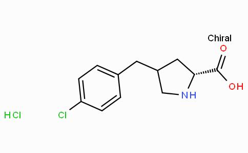(R)-gamma-(4-chloro-benzyl)-L-proline-HCl