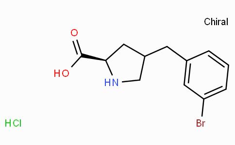 (R)-gamma-(3-bromo-benzyl)-L-proline-HCl