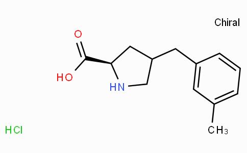 (R)-gamma-(3-methyl-benzyl)-L-proline-HCl