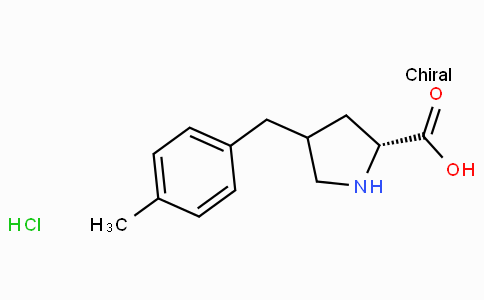 (R)-gamma-(4-methyl-benzyl)-L-proline-HCl