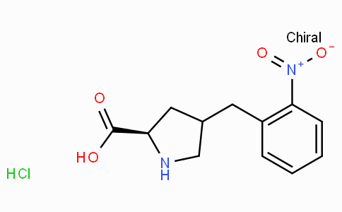 (R)-gamma-(2-nitro-benzyl)-L-proline-HCl