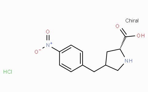 (R)-gamma-(4-nitro-benzyl)-L-proline-HCl