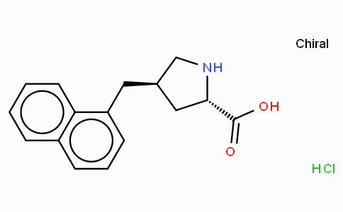 (R)-gamma-(1-naphthalenylmethyl)-L-proline-HCl