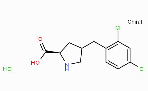 (R)-gamma-(2,4-dichloro-benzyl)-L-proline-HCl