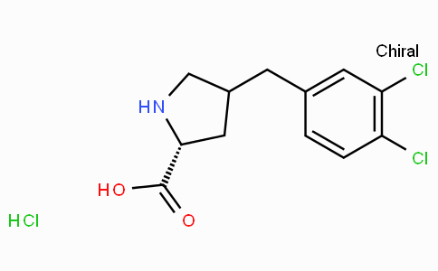(R)-gamma-(3,4-dichloro-benzyl)-L-proline-HCl