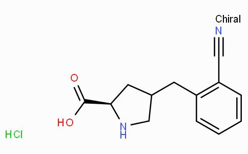 (R)-gamma-(2-cyano-benzyl)-L-proline-HCl