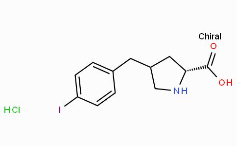 (R)-gamma-(4-iodo--benzyl)-L-proline-HCl