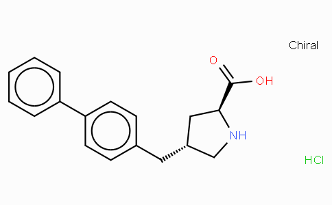 (R)-gamma-(4-biphenyl-methyl)-L-proline-HCl