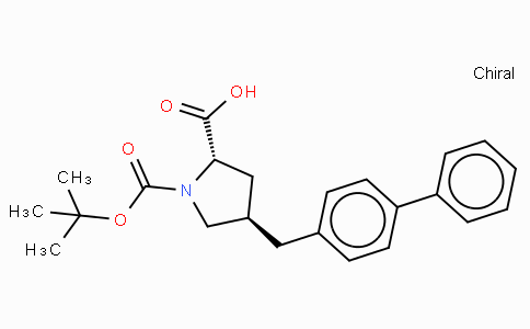 Boc-(R)-gamma-(4-biphenyl-methyl)-L-proline