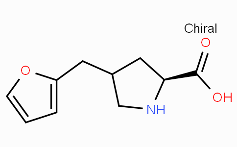 (S)-gamma-(2-furanyl-methyl)-L-proline