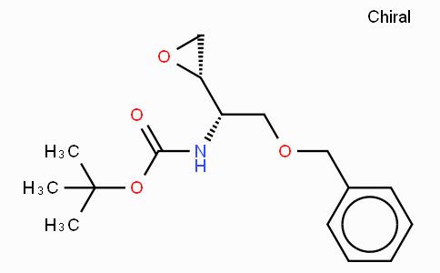 erythro-N-Boc-O-benzyl-L-serine epoxide