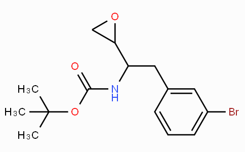 erythro-N-Boc-L-3-bromophenylalanine epoxide