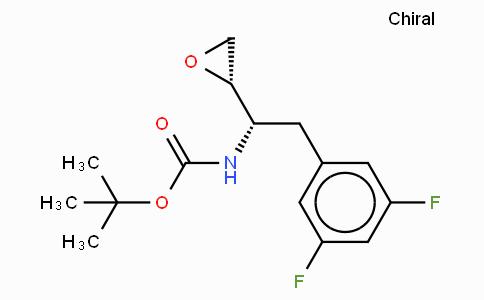 erythro-N-Boc-L-3,5-difluorophenylalanine epoxide