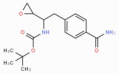 erythro-N-Boc-L-4-carbamoylphenylalanine epoxide