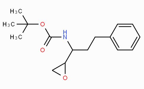 erythro-N-Boc-D-homophenylalanine epoxide