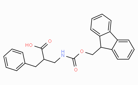 Fmoc-(S)-3-Amino-2-benzylpropanoic acid