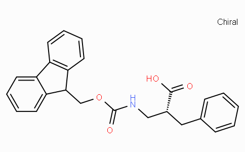 Fmoc-(R)-3-Amino-2-benzylpropanoic acid