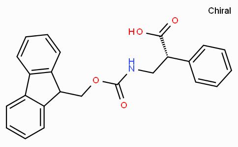 Fmoc-(R)-3-Amino-2-phenylpropanoic acid