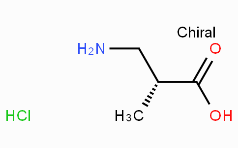 (R)-3-Amino-2-methylpropanoic acid-HCl