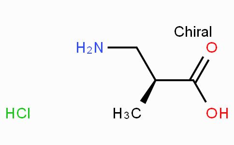 (S)-3-Amino-2-methylpropanoic acid-HCl