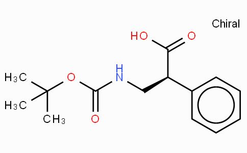Boc-(S)-3-Amino-2-phenylpropanoic acid