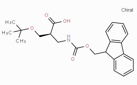 Fmoc-(S)-3-Amino-2-(tert-butoxymethyl)propanoic acid